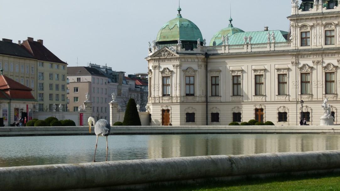Das Eigentliche Wien Reiseberichte Texte Gedichte